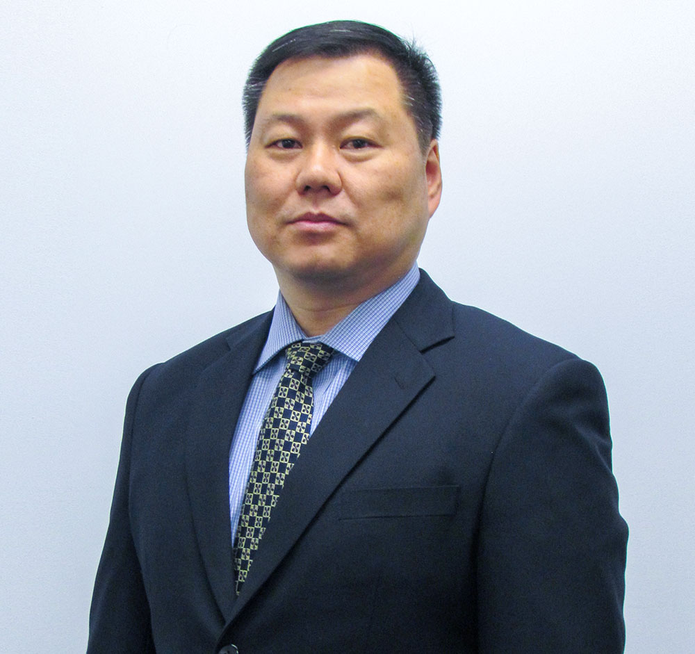 William Wang, General Manager, China