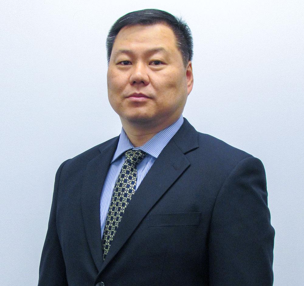 王伟(William Wang),中国区总经理