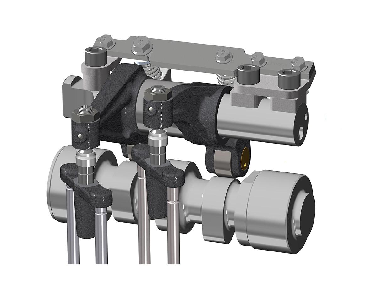 Jacobs Cylinder Deactivation
