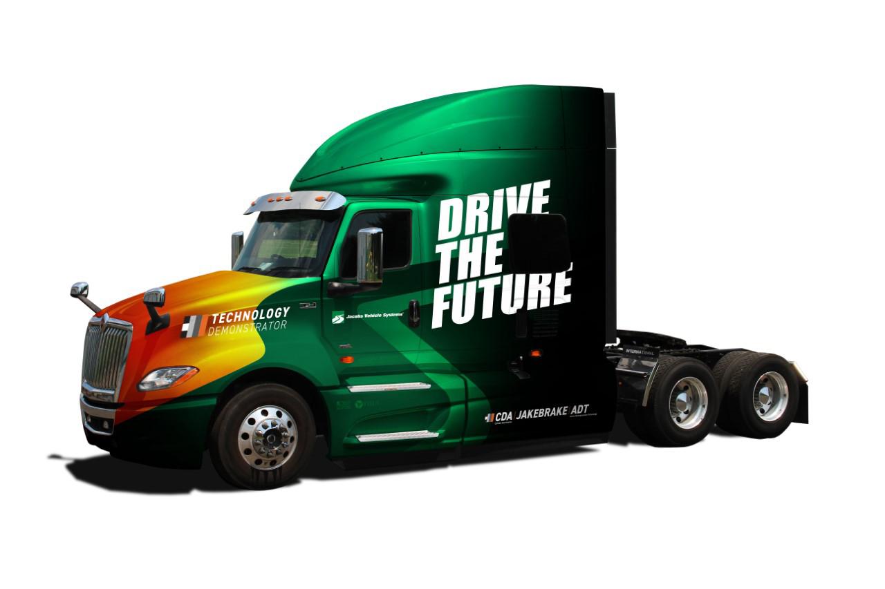 Jacobs示范卡车2021