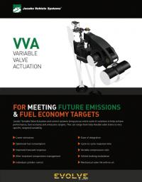 VVA Produktblatt – Deckblatt