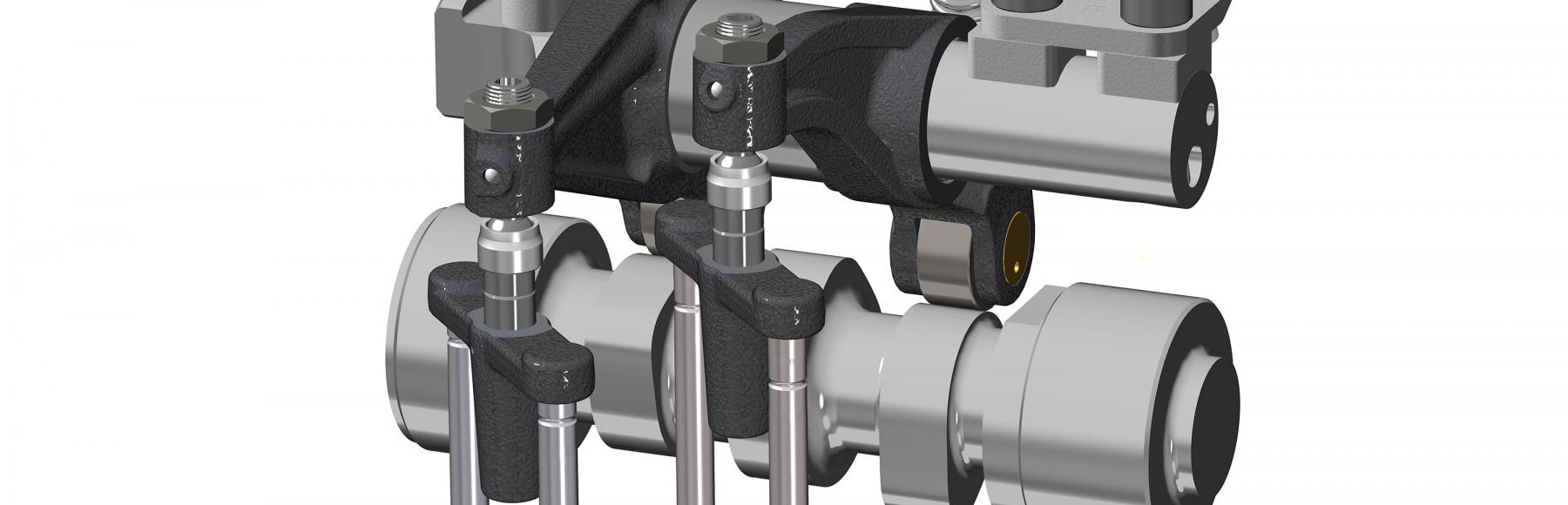 JVS的气缸停缸技术