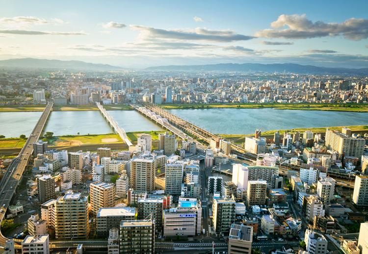 全球业务 - 日本