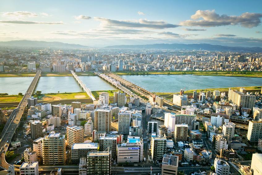 Globale Präsenz – Japan