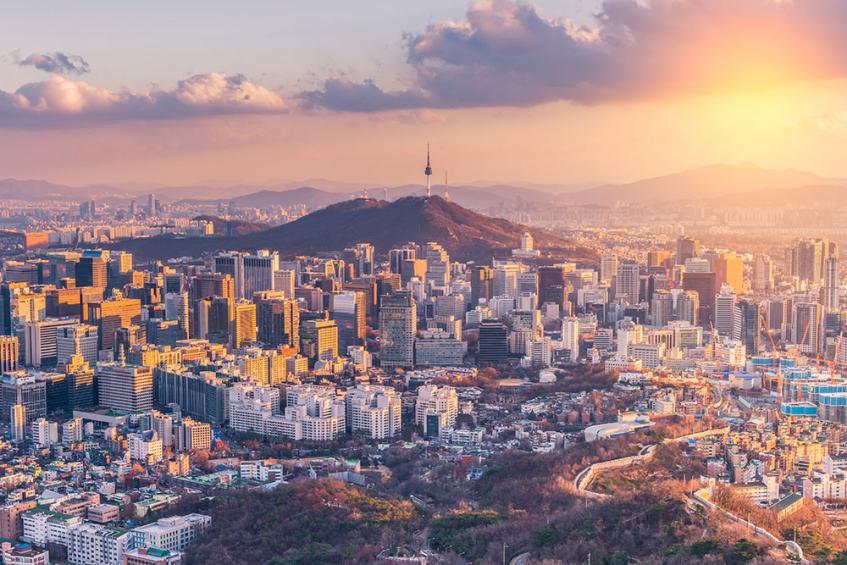 Globale Präsenz – Korea