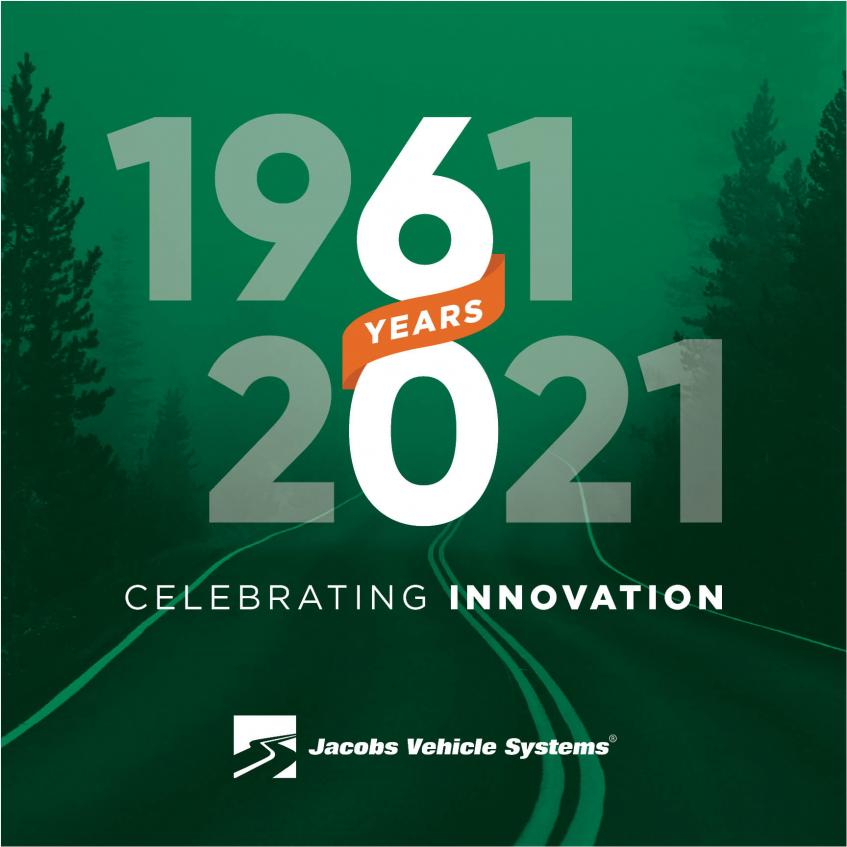 1961 - 2021: 60 Years - Celebrating Innovation